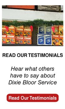 Hear what others have to say about Dixie Bloor Service