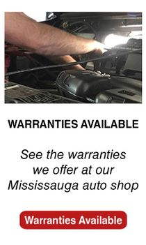 See the warranties we offer at our Mississauga auto